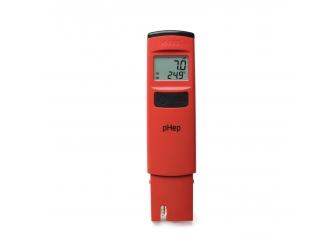 pHep - Testeur de pH étanche avec étalonnage en deux points et précision de ± 0,1 pH HI98107 HANNA