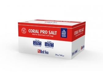 Coral Pro Salt - Carton recharge 20 Kg