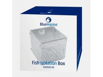FISH ISOLATION BOX15 X 15 X 15 CM BLUE MARINE