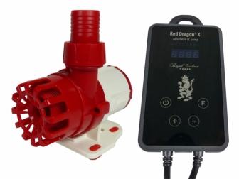 Red Dragon® X 40 Watt - 3m³ 230 V - 50 Hz