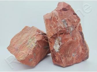 PIERRE RED JASPER VARIE (prix au kg)