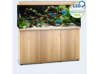 Aquarium RIO 450 LED (2x31w) light wood  JUWEL