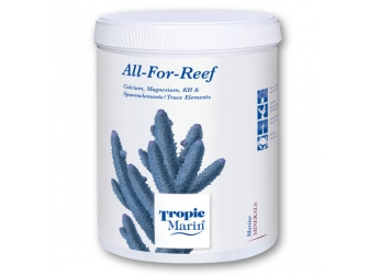 ALL-FOR-REEF Powder 800 g ( pour 5 l solution) TROPIC MARIN
