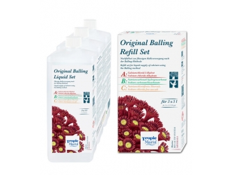 ORIGINAL BALLING Components  PART C (Sodium chloride free sea salt) 1 kg  TROPIC MARIN