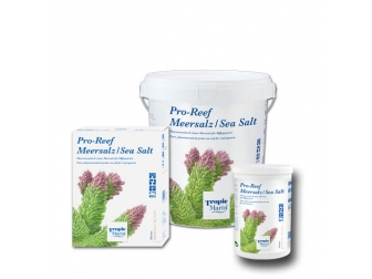 Pro-Reef Sea Salt NEW 20 kg  Carton eco friendly  TROPIC MARIN