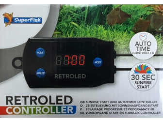 SF RETRO LED TIMER/CONTROLLER 30 seconde SUPERFISH