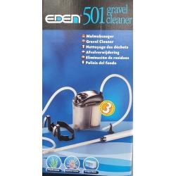 EDEN 501 NETTOYEUR DE GRAVIER