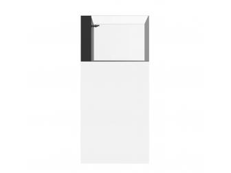 PENINSULA MINI 25 avec meuble Blanc Waterbox