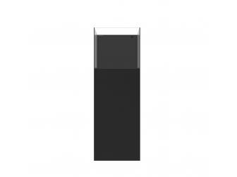CUBE 20 avec meuble Noir Waterbox