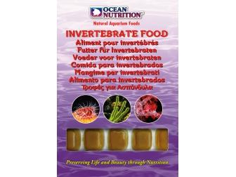12 x Invertebrate food 100GRS Ocean nutrition