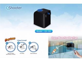 QShooter Fish-Feeder Autoaqua