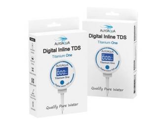 Digital Inline TDS - Titanium S1 Autoaqua