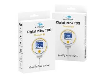 Digital Inline TDS - Titanium One Autoaqua