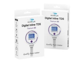 Digital Inline TDS - Titanium S3 Autoaqua