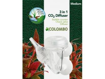 COLOMBO CO2 3-1 DIFFUSER MEDIUM