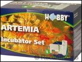 JEU D'INCUBATEUR incubator set artemias
