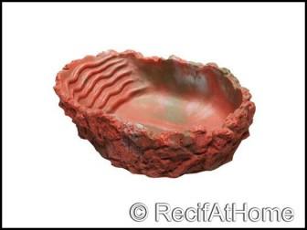 Ecuelle M, rouge, 150 ml - 15x4x11 cm