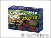 Roche puzzle lave env. 1,2 kg