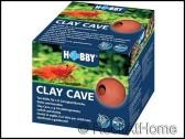 Clay Cave 1. caverne en terre cuite