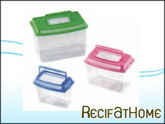 Aquarium plastique transparent for Bac plastique poisson rouge
