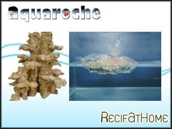 Eco reef plates 23 Kg Aquaroches